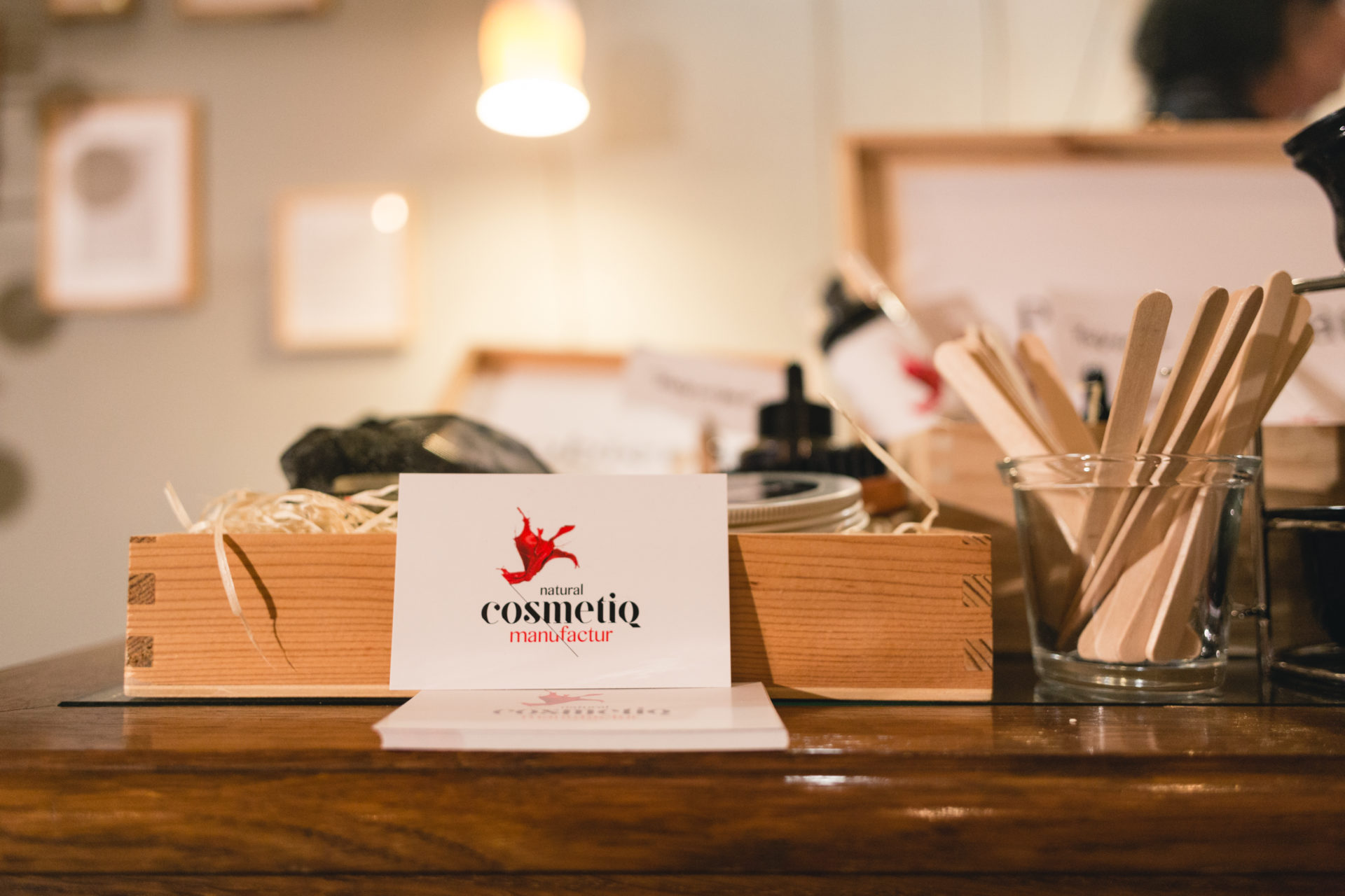 Naturkosmetik Pop-up Verkauf Wien